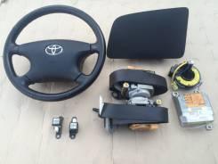 Датчик airbag. Toyota Ipsum, ACM21, ACM26W, ACM26, ACM21W Двигатель 2AZFE