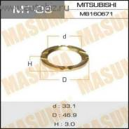 Втулка ступицы. Mitsubishi: Montero Sport, L400, Montero, Challenger, Pajero Sport, L300, Delica, L200, Nativa, Pajero