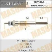 Свеча накала. Toyota: Toyoace, Quick Delivery, Land Cruiser, Land Cruiser Prado, Dyna, Coaster Двигатели: 3B, B, 1HZ, 2H, 1PZ, 1HDT, 1HZT