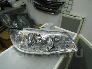 Фара. Nissan Bluebird Sylphy, QNG10, TG10, QG10, FG10 Двигатели: QG18DE, QR20DD, QG15DE