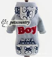 """Кофта/ толстовка/ свитер """"Грэй"""" на собаку/ кошку. р-р: S, M, L, XL, XXL"""