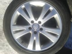 Колеса Mercedes R17 5*112 + 225/50 R17. 7.5x17 5x112.00 ET47 ЦО 66,0мм.