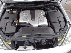 Автоматическая коробка переключения передач. Toyota Celsior, UCF30, UCF31 Двигатель 3UZFE