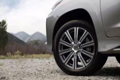 275-50-21, оригинал Lexus LX 570, модель 2016 года, под заказ. 8.5x21 5x150.00 ET54 ЦО 110,0мм. Под заказ