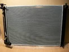 Радиатор охлаждения двигателя. Lexus RX330, MCU38, MCU33, MCU35 Lexus RX300, MCU35 Lexus RX350, MCU33, MCU35, MCU38 Двигатели: 3MZFE, 1MZFE