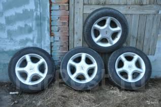 Колеса литые 5x120 BMW Nokian 195/65R15. 6.5x15 5x120.00