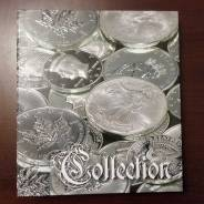 Коллекция иностранных монет в альбоме со всего мира без повторов!