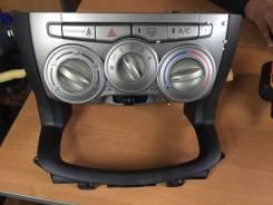 Блок управления климат-контролем. Toyota Passo, QNC10, KGC15, KGC10 Двигатели: K3VE, 1KRFE
