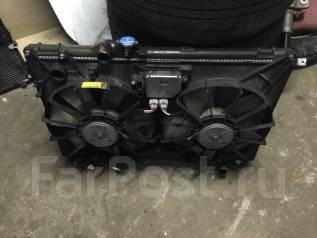 Радиатор охлаждения двигателя. Toyota Crown, JZS171, JZS171W, JZX110 Toyota Mark II, JZX110 Двигатель 1JZGTE