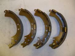 Колодка тормозная барабанная. Toyota RAV4, SXA11, SXA10, SXA16, SXA15 Двигатели: 3SGE, 3SFE