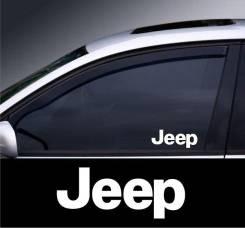 Наклейка. Jeep