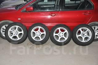 Колеса летние Mangels Tigris TG-5 Opel Saab 5x110 195/65R15. 6.5x15 5x110.00