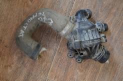 Корпус термостата. BMW X5, E70 Двигатель N52B30