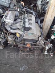 Двигатель в сборе. Toyota Corona, AT211 Toyota Carina, AT211 Toyota Caldina, AT211G, AT211 Двигатель 7AFE