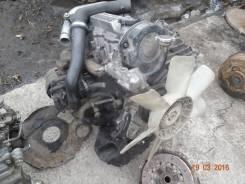 Двигатель в сборе. Toyota Lite Ace