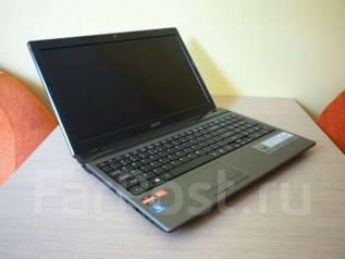 """Acer Aspire 5560. 15.6"""", 1,9ГГц, ОЗУ 3072 Мб, диск 320 Гб, WiFi, Bluetooth, аккумулятор на 2 ч."""