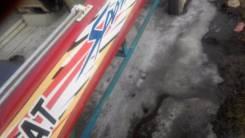 Обь-М. длина 4,20м., двигатель подвесной