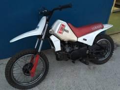 Yamaha PW80. 80 куб. см., исправен, без птс, без пробега