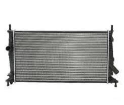 Радиатор охлаждения двигателя. Mazda Mazda3 Volvo S40 Ford Focus