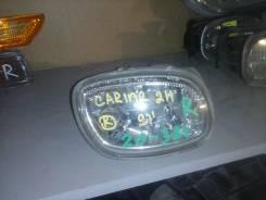Фара противотуманная. Toyota Carina, AT211