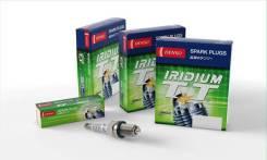 Комплект новейших иридиевых свечей Denso Iridium TT (4штуки) для Honda