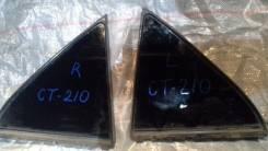 Стекла боковые задние R, L Toyota Carina CT210. Toyota Carina, ST215, CT211, CT210, AT212, AT211, AT210, CT215, CT216 Двигатель 2CT