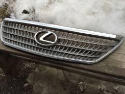 Решетка радиатора. Lexus RX330 Lexus RX400h, MHU33, MHU38 Lexus RX330 / 350 Двигатель 3MZFE