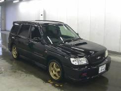 Зеркало заднего вида боковое. Subaru Forester, SF5, SF9