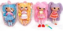Куклы Lalaloopsy.