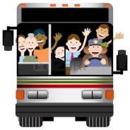 Услуги автобусов , пассажирские перевозки 14,33,45,49,60 мест !