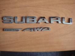 Эмблема. Subaru Forester, SJ, SJ5, SJG