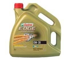 Castrol Edge. Вязкость 0W-30, синтетическое