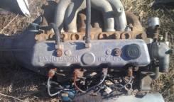 Двигатель в сборе. Nissan Atlas Двигатель SD23