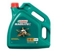 Castrol Magnatec. Вязкость 5W-40, полусинтетическое