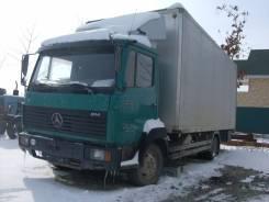 Mercedes-Benz 814D. Фургон, 6 000 куб. см., 5 000 кг.
