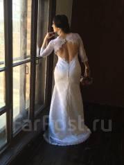 Свадебные платья Русалка.