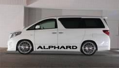 Оракал. Toyota Alphard