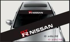 Наклейка. Nissan GT-R