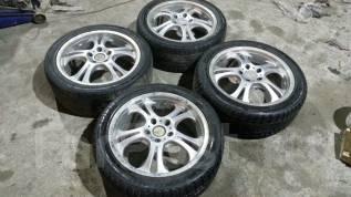 Комплект недорогих 17 колес. 7.0x17 5x114.30