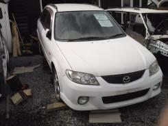 Лонжерон. Mazda Familia, BJ5W, BJFW Двигатель FSZE