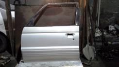 Дверь боковая. Mitsubishi Pajero, V26W, V24V, V25W, V24W, V34V, V23W, V24WG, V26WG, V21W, V46WG, V47WG, V26C, SUV, V25C, V24C, V44WG, V23C, V43W, V44W...