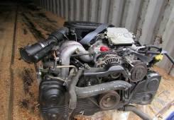 Двигатель EJ204 Subaru Impreza GG9 с ЕГР клапаном, мех-дроссель. Subaru Impreza, GG9 Двигатель EJ204