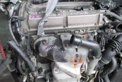 Двигатель 4G63T Mitsubishi Airtrek В сборе с навесным и турбиной