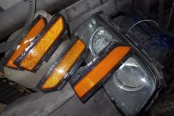 Повторитель поворота в бампер. BMW X3