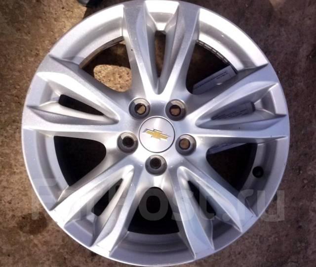 Chevrolet. 6.5x16, 5x105.00, ET39, ЦО 56,5мм.