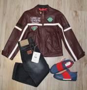 Куртки. Рост: 104-110, 116-122 см