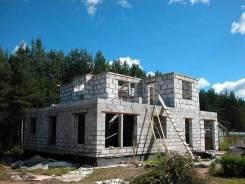 Фундаменты, подпорные стены, заборы, строительство