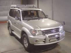 Toyota Land Cruiser Prado. RZJ95VZJ95KZJ95KDJ95, 3RZ5VZ1KZ1KD