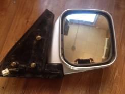 Зеркало заднего вида боковое. Mitsubishi Pajero, V45W Двигатель 6G74