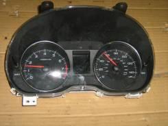 Панель приборов. Subaru Impreza, GP2